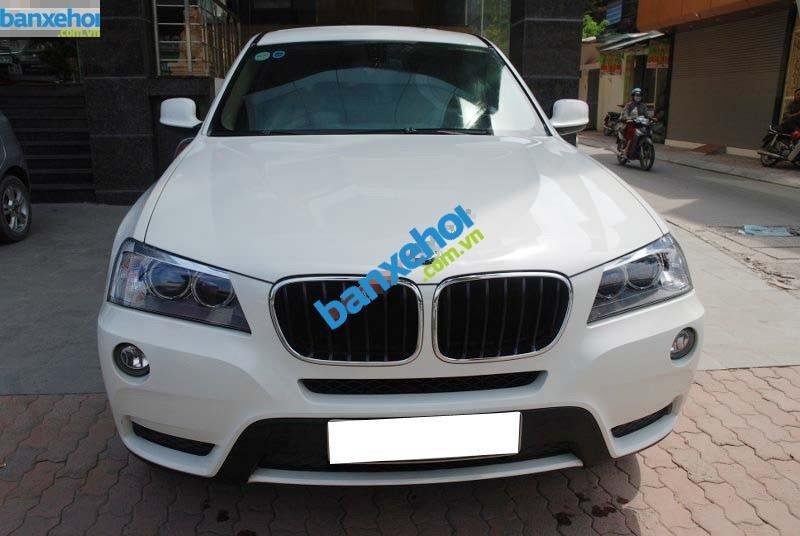Xe BMW X3  2013-0