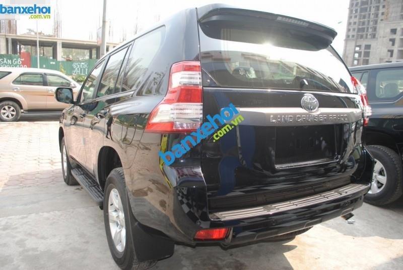 Xe Toyota Land Cruiser Prado TX.L 2014-1