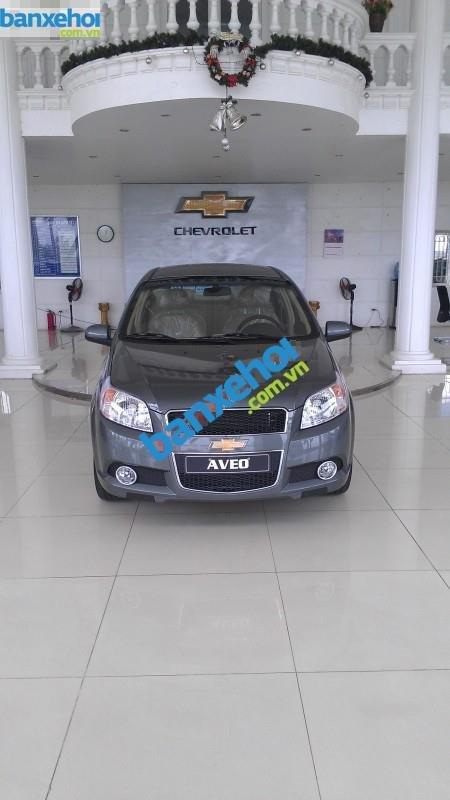 Xe Chevrolet Aveo LTZ 2014-2