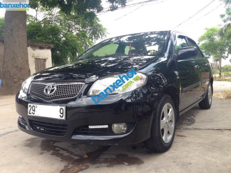 Xe Toyota Vios 1.5G 2006-0