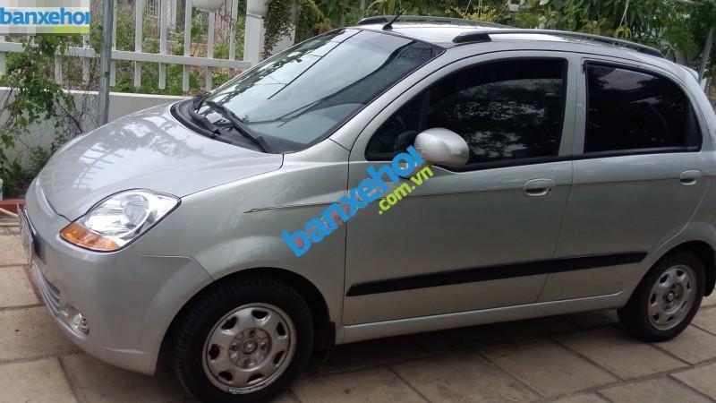 Xe Chevrolet Spark Van 2009-0