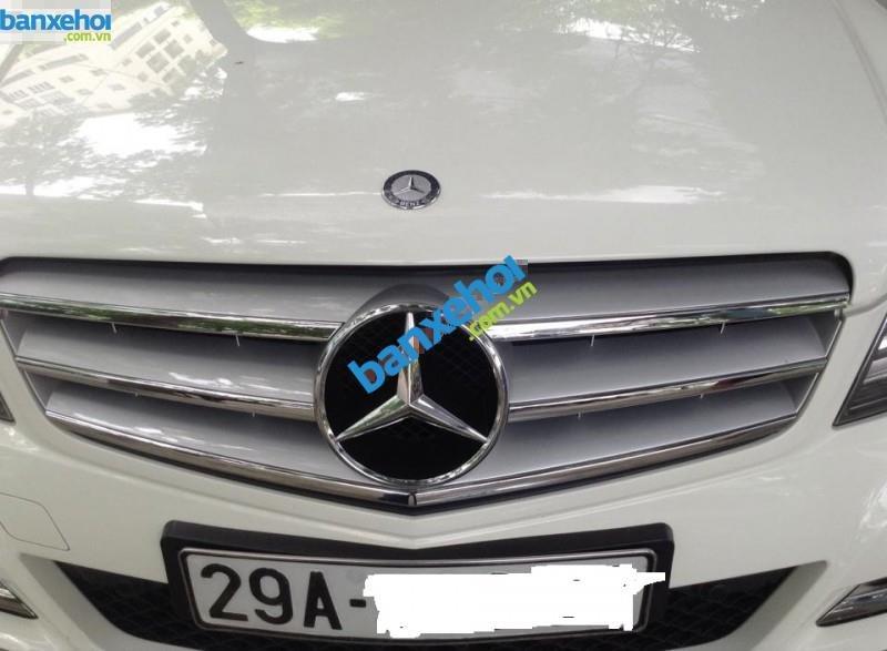 Xe Mercedes-Benz C class C200 2012-7