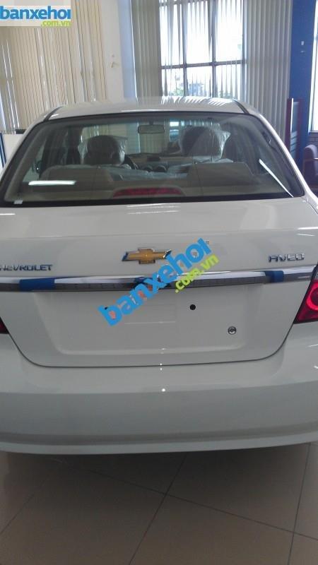 Xe Chevrolet Aveo LT 2014-3