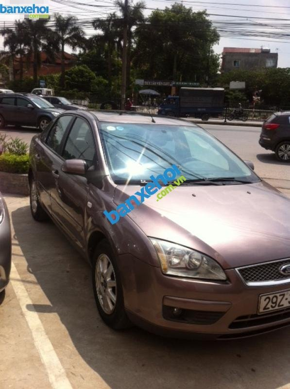 Xe Ford Focus  2005-1