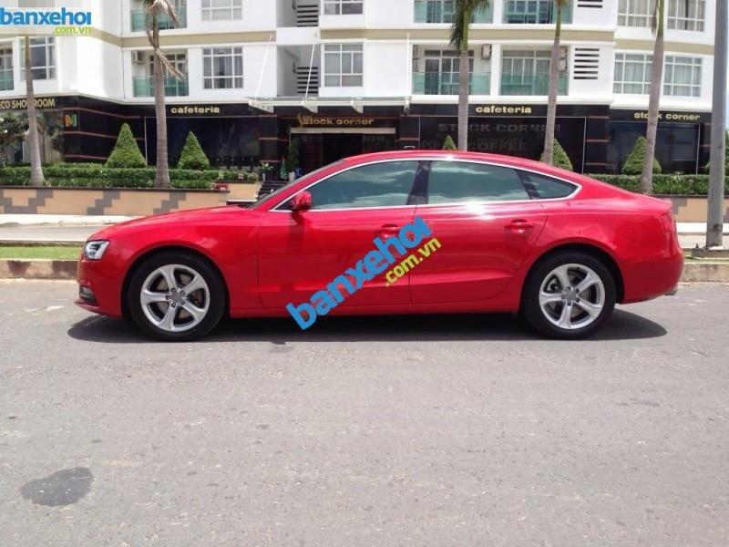 Xe Audi A5  2012-0