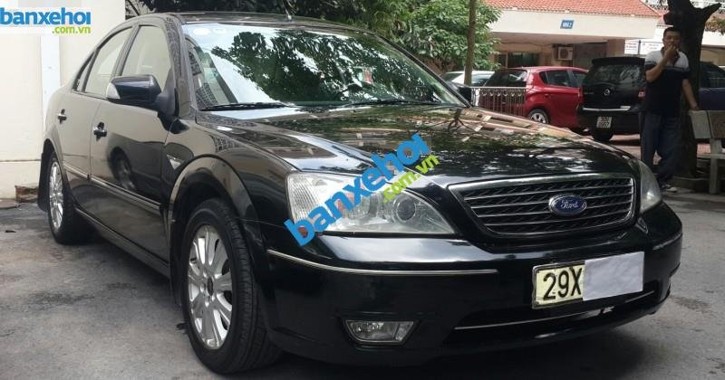 Xe Ford Mondeo  2004-0