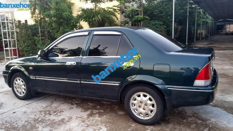 Xe Ford Laser 1.6 2000-2