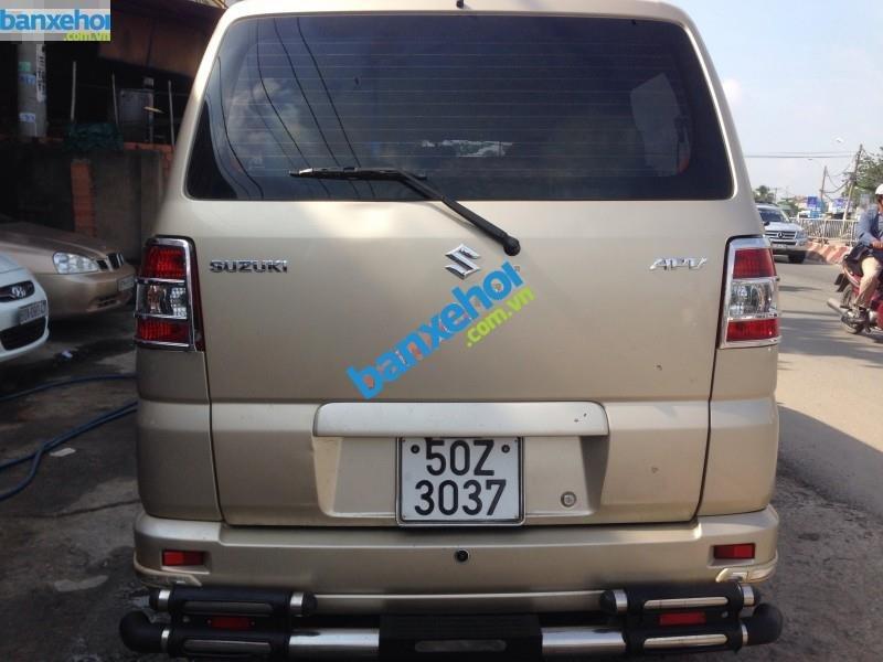 Xe Suzuki APV  2007-3
