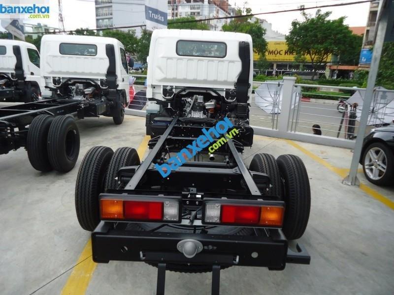 Xe Mitsubishi Canter 6.5 2014-6