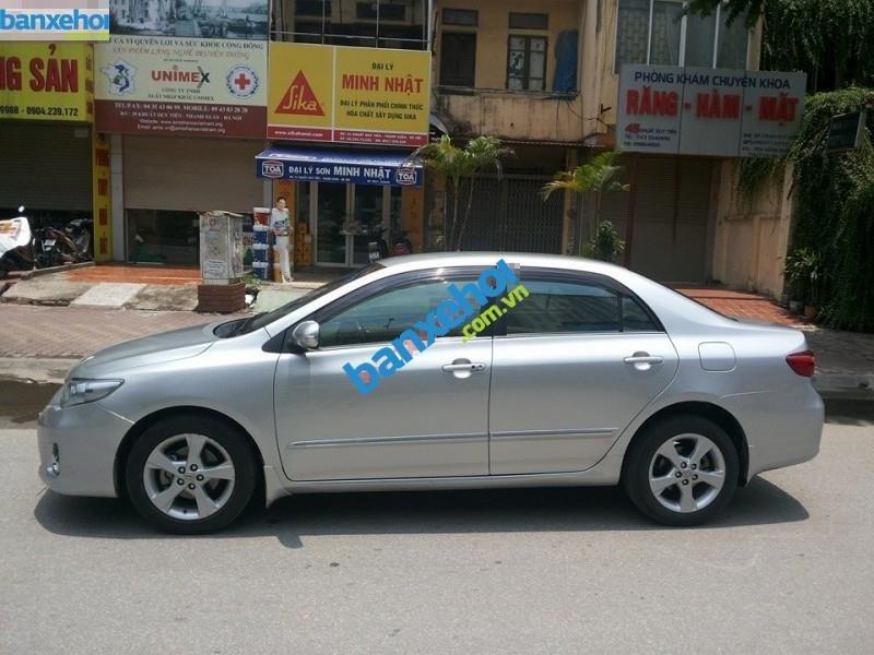 Xe Toyota Corolla altis 2.0 2011-0