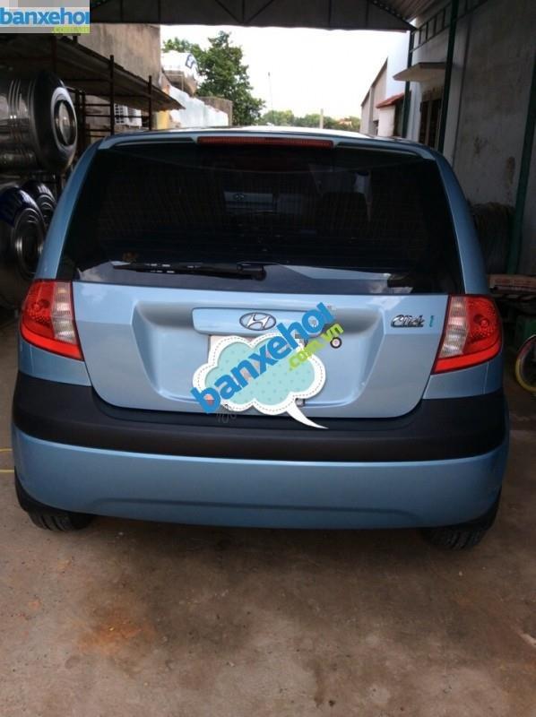 Xe Hyundai Getz  2007-1