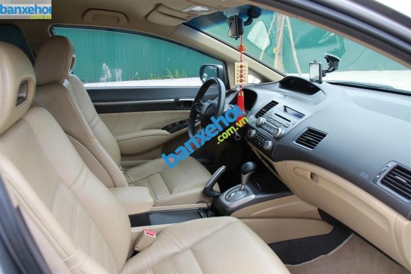 Xe Honda Civic 1.8AT 2007-4