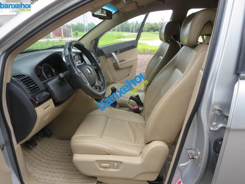 Xe Chevrolet Captiva  2007-4