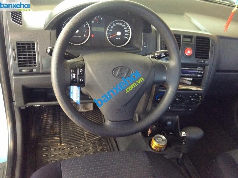 Xe Hyundai Getz  2007-4