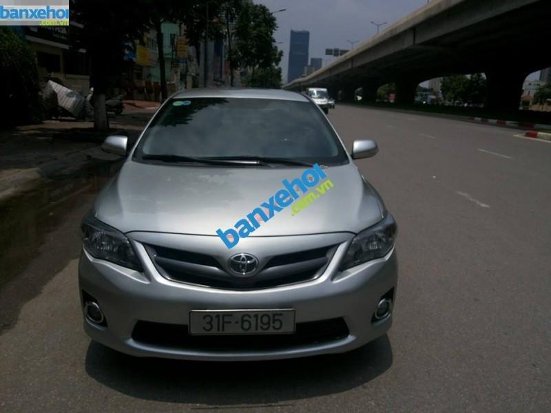 Xe Toyota Corolla altis 2.0 2011-1
