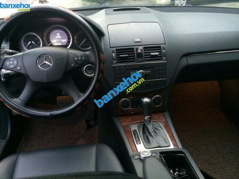 Xe Mercedes-Benz C class C200 Kompressor 2007-4