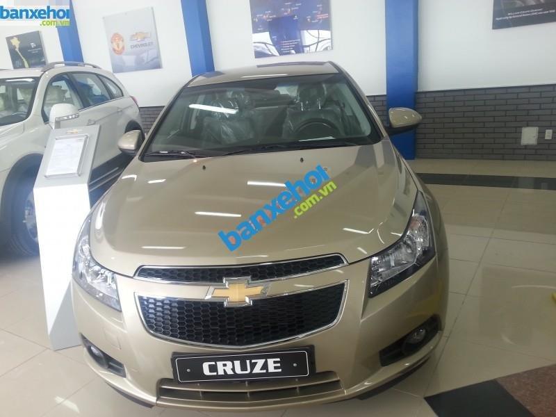 Xe Chevrolet Cruze LS 2014-4
