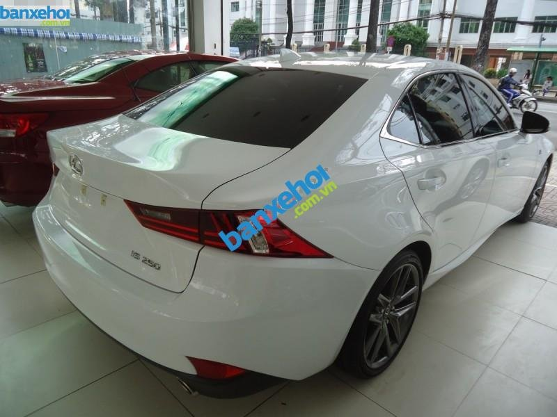 Xe Lexus IS 250 2013-5