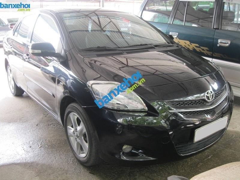 Xe Toyota Vios E 2009-1