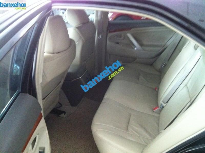 Xe Toyota Camry 2.0E 2009-6