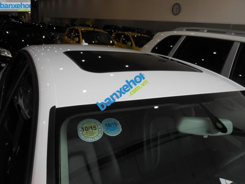 Bán ô tô Audi A4 2.0T đời 2009, màu trắng, nhập khẩu-1