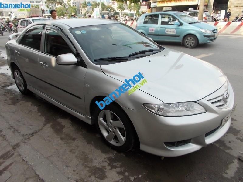Xe Mazda 6 2.0 AT 2005-1