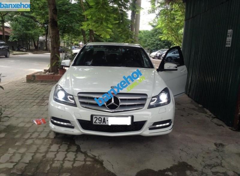 Xe Mercedes-Benz C class C200 2012-0