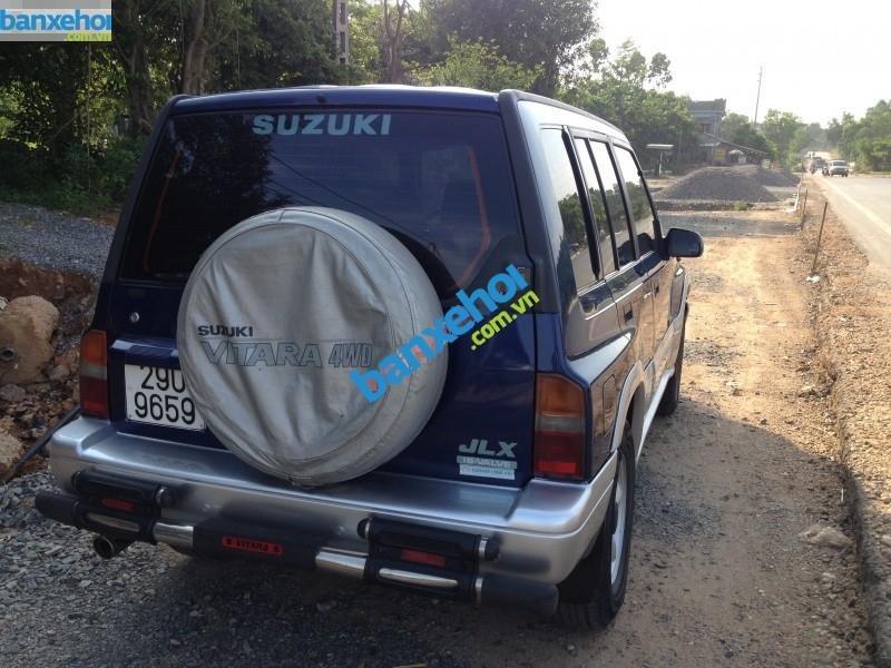 Xe Suzuki Vitara JLX 1.6 2004-5