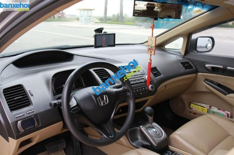 Xe Honda Civic 1.8AT 2007-5