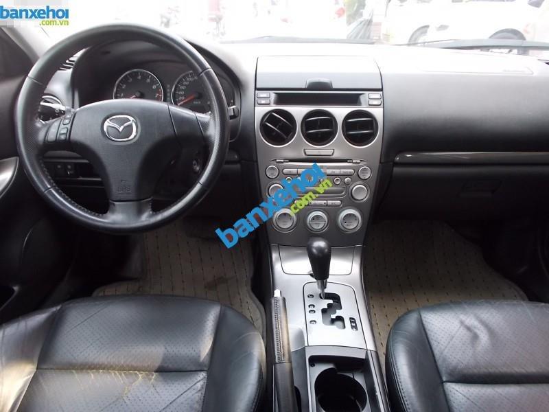 Xe Mazda 6 2.0 AT 2005-9