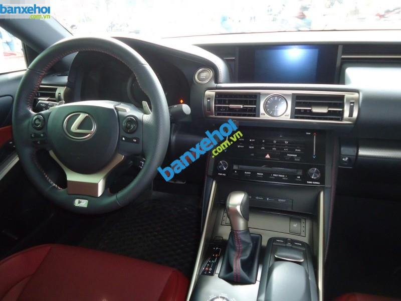 Xe Lexus IS 250 2013-7