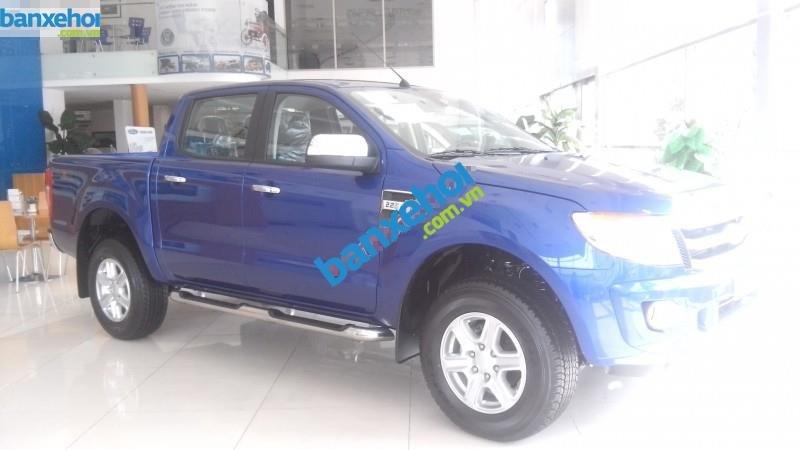 Xe Ford Ranger XLT 4x4MT 2014-1