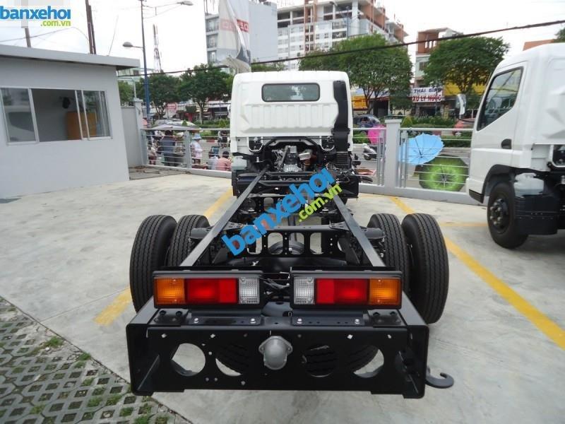 Xe Mitsubishi Canter 8.5 2014-4