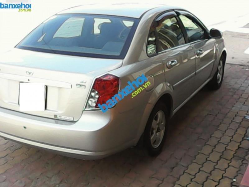 Xe Daewoo Lacetti  2011-2