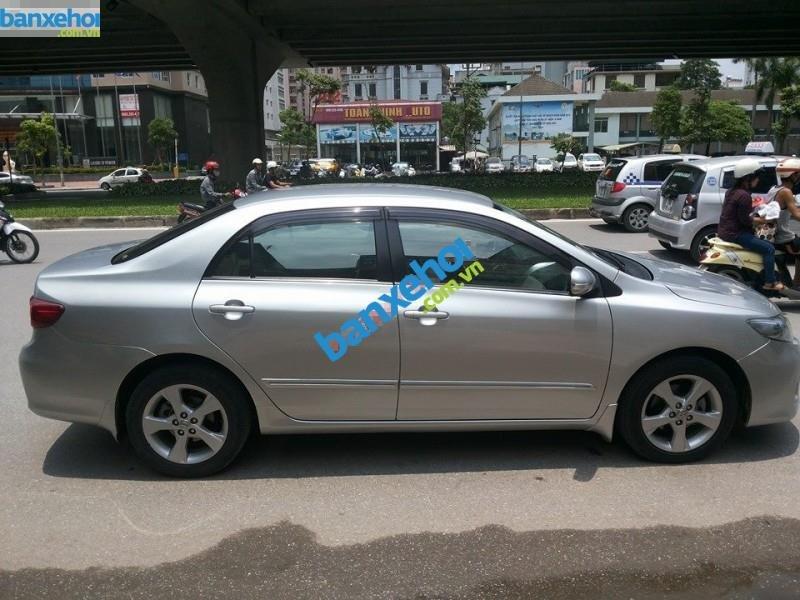 Xe Toyota Corolla altis 2.0 2011-3
