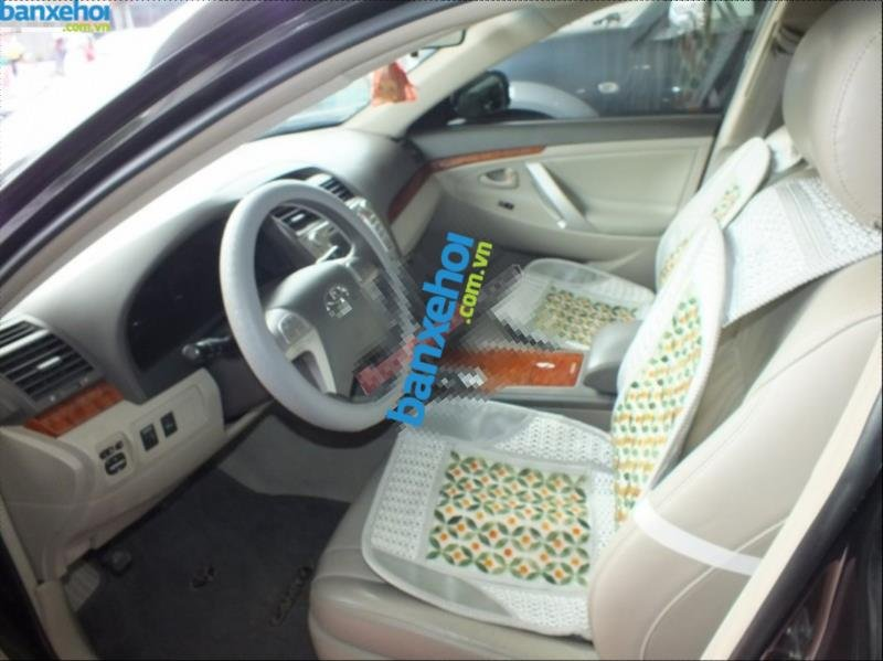 Xe Toyota Camry 2.4 2008-5