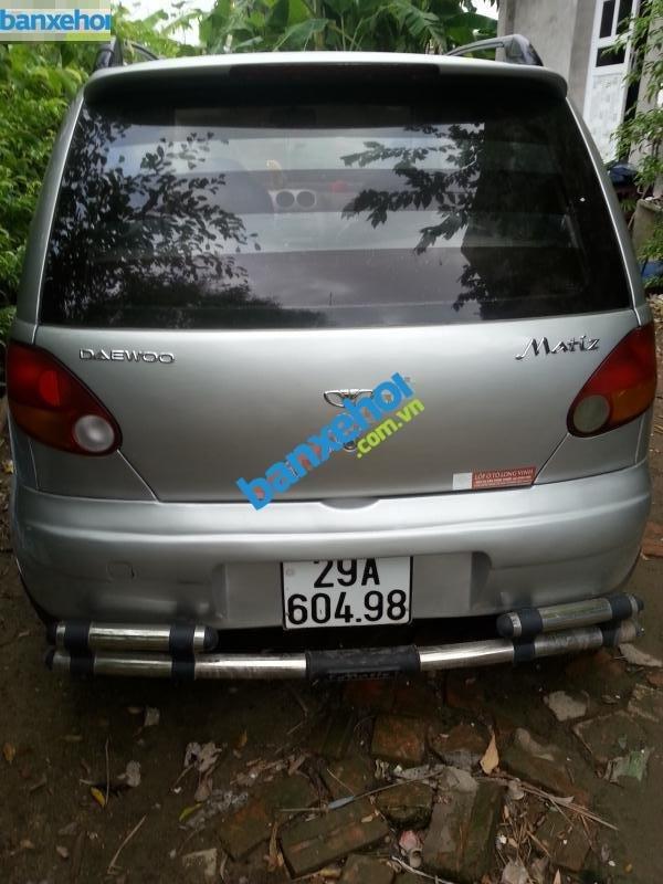 Xe Daewoo Matiz  2001-3