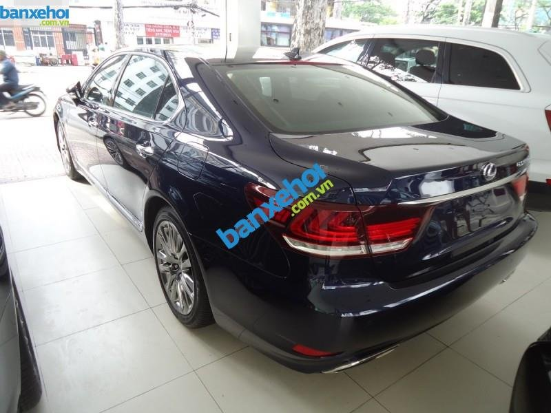 Xe Lexus LS 600hL 2013-4