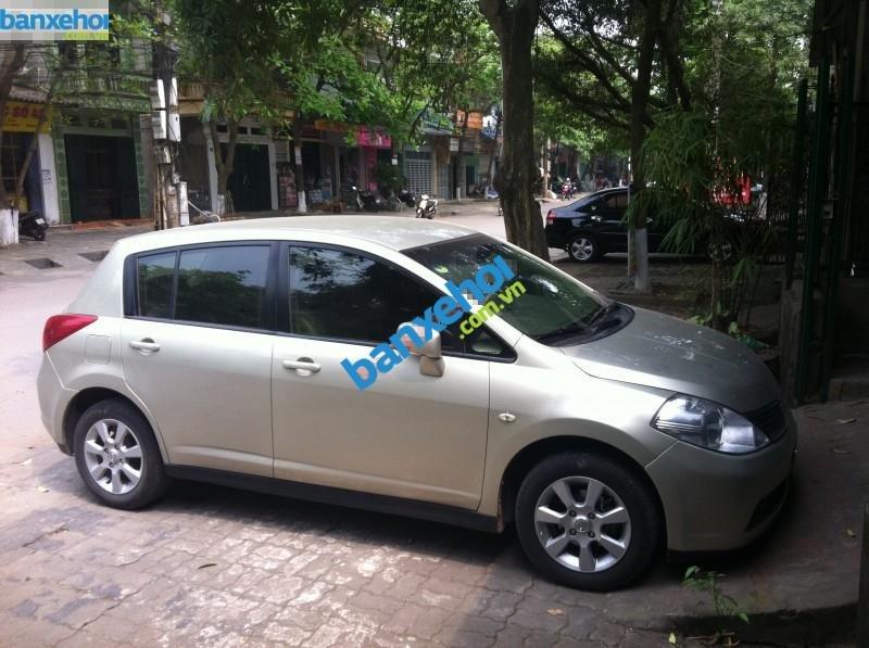 Xe Nissan Tiida 1.8AT 2007-0