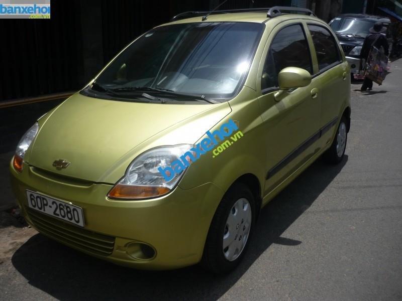 Xe Chevrolet Spark LS 2010-0