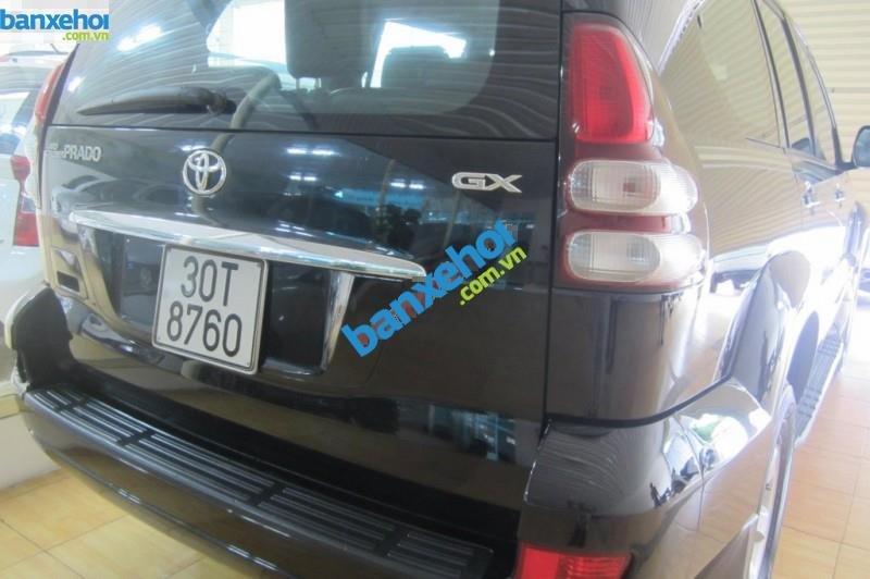 Xe Toyota Land Cruiser Prado GX 2.7 2008-8