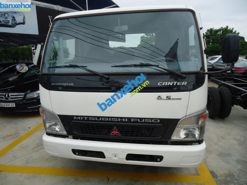 Xe Mitsubishi Canter 6.5 2014-1