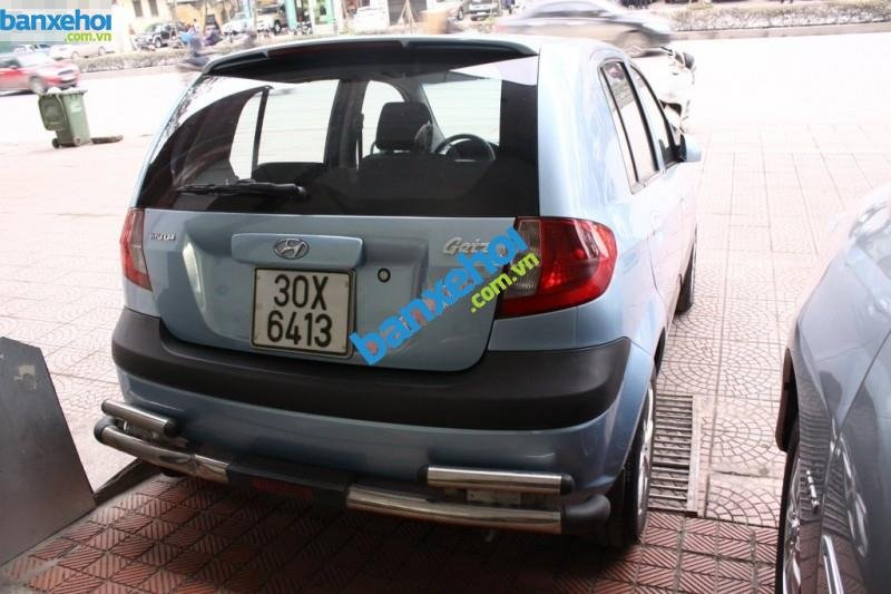 Xe Hyundai Getz 1.1MT 2010-3