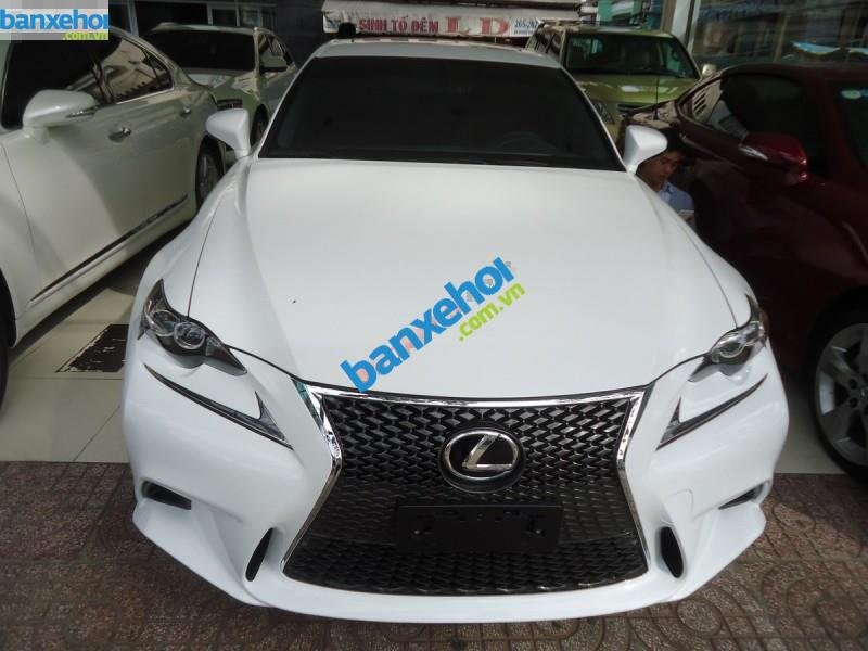 Xe Lexus IS 250 2013-0