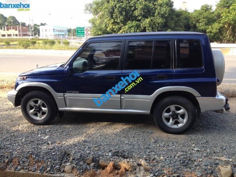 Xe Suzuki Vitara JLX 1.6 2004-7