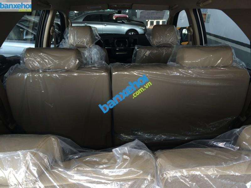 Xe Toyota Fortuner 2.7V Sportivo 2014-8