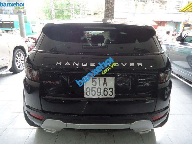 Xe LandRover Evoque  2013-4