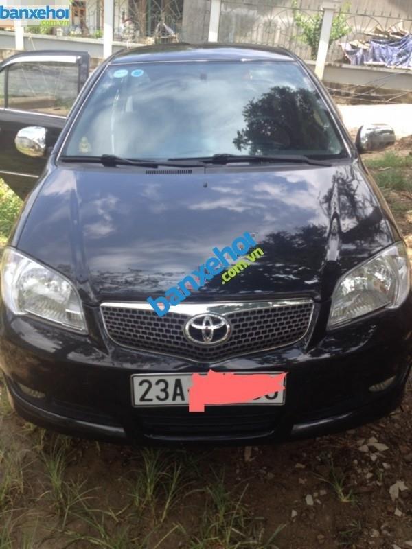 Xe Toyota Vios 1.5G 2007-1