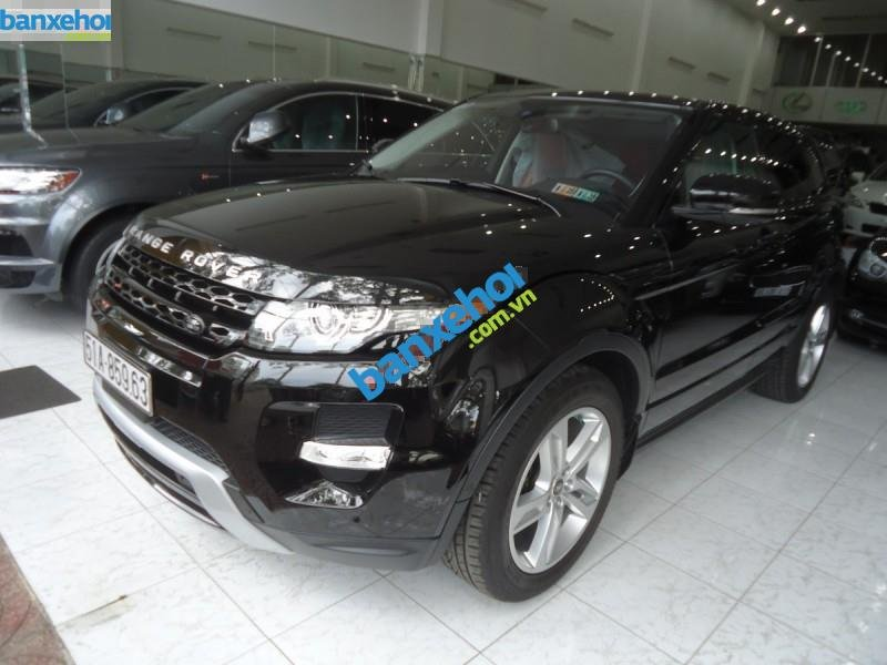 Xe LandRover Evoque  2013-1