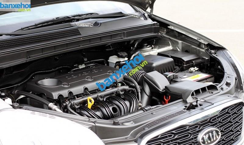 Xe Kia Carens SX AT 2012-9
